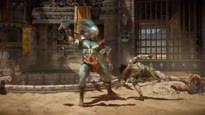 Mortal Kombat 11 Kotal Kahn Reveal Trailer - Video