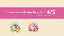 Kirby's Extra Epic Yarn Accolades Trailer - Video