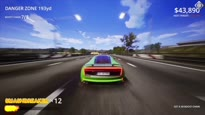 Wie Burnout - nur schlechter Videotest zu Dangerous Driving - Video