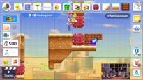 Das große Bau-Duell im Super Mario Maker 2 Wer ist der bessere Baumeister? Teil #1 - Video